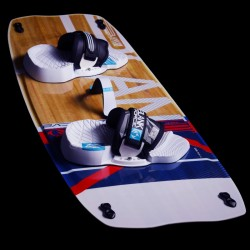 Kiteboarding twintip board BLANKFORCE LOGIC freeride