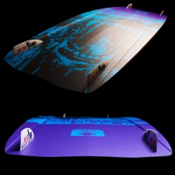 Kiteboard twintip board BLANKFORCE MK6 Freestyle