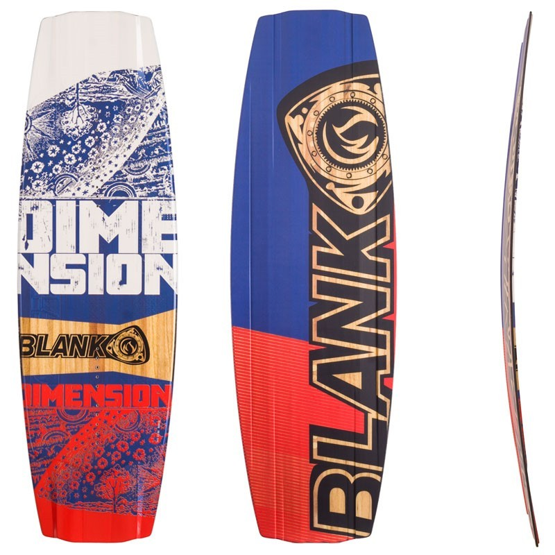 Tavola Wakeboard DIMENSION PARK per Cable Wakepark BLANKFORCE