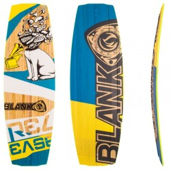 Tavola Wakeboard DIMENSION per Cable Wakepark BLANKFORCE