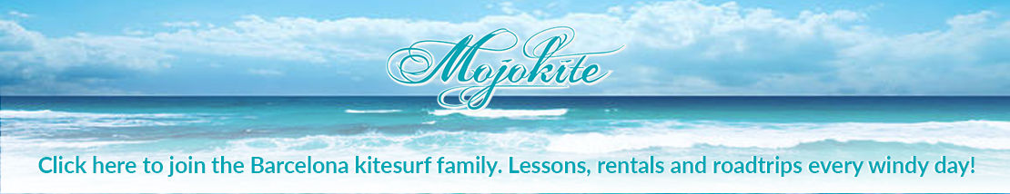 Mojokite  Blankforce Kiteboarding Kitesurf Partner- kitesurf lessons, classes and travel in Castelldefels, Barcelona