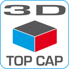 3D Top Cap Blankforce Wakeboarding