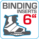 Bindings Wakeboard Blankforce Kiteboarding