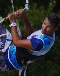 Teamrider BLANKFORCE KITEBOARDING DAVID